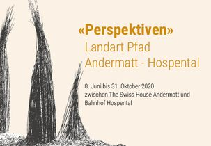 Landart Pfad Andermatt - Hospental